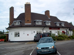 THe White House Public House today.
